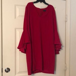 Red Dress - Size 16